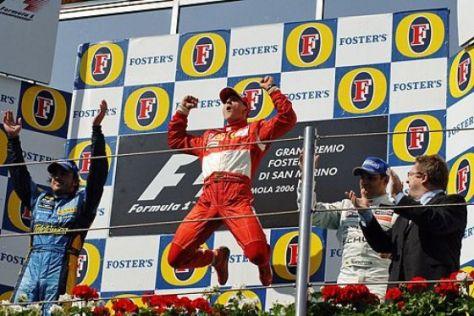 Großer Preis von San Marino 2006