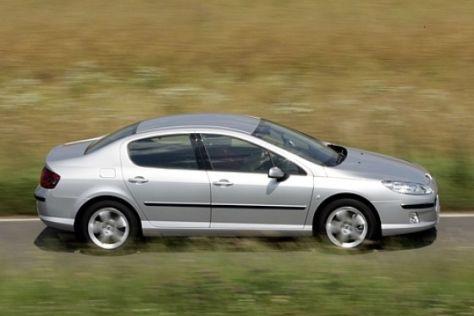 Rückruf Peugeot 307/406/407/607/807