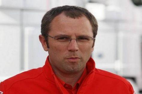 Stefano Domenicali hat sein Team auf eine anstrengende Saison eingeschworen