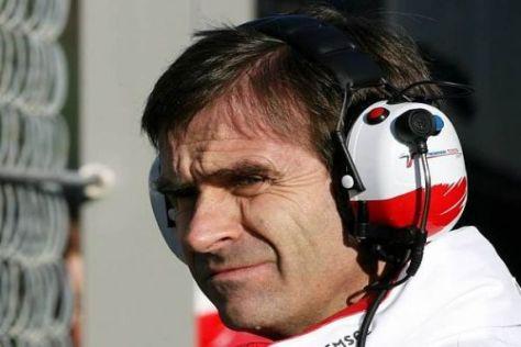 Pascal Vasselon hat dem neuen Toyota TF109 viel Speed mitgegeben