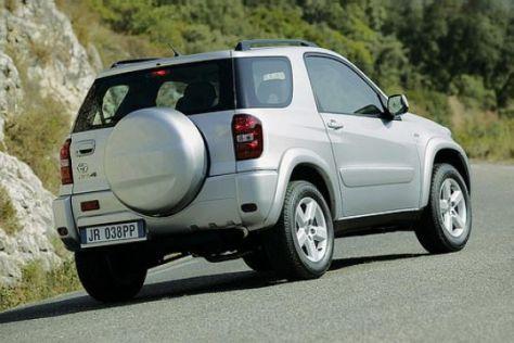 Rückruf Toyota RAV4