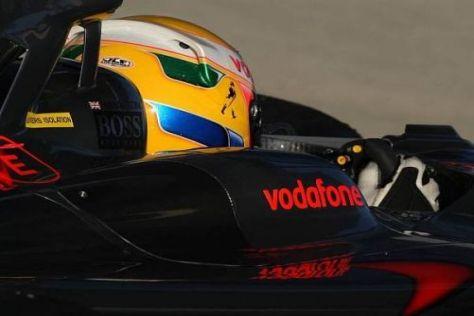 Lewis Hamilton geht fitter denn je auf die Jagd nach seinem zweiten WM-Titel
