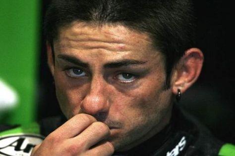 Kein Platz in der MotoGP: John Hopkins startet nun in der Superbike-WM