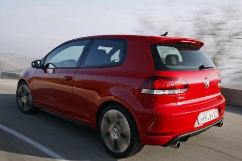 Der neue VW Golf GTI (2009)