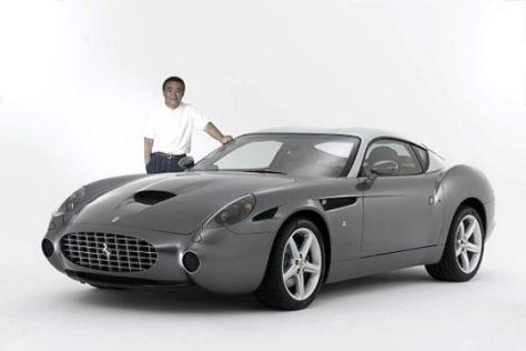 Ferrari-Zagato 575 GTZ