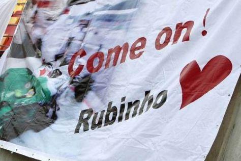 Die Fans dürfen in diesem Jahr wieder auf Rubens Barrichello hoffen
