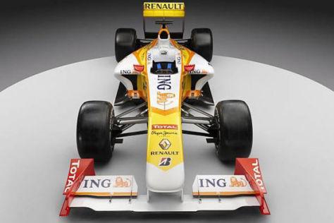 Formel-1-Saison 2009, Renault R29