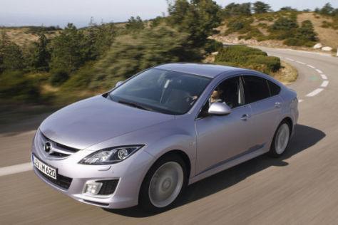 Mazda6 2.2 l MZR-CD