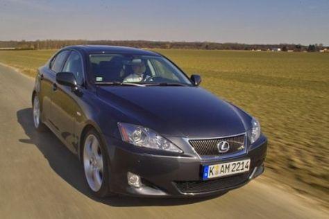 Lexus IS 220d von TTE