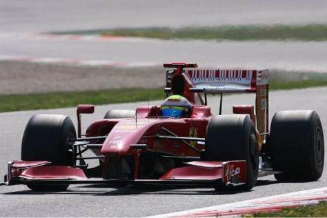 Felipe Massa will mit dem neuen Ferrari F60 weitere Siege einfahren