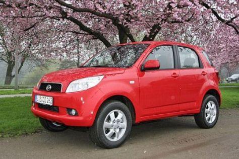 Fahrbericht Daihatsu Terios 1.5 Top