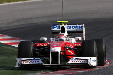 Formel-1-Saison 2009, Toyota TF109