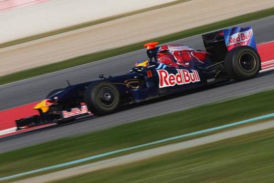 Formel-1-Saison 2009, Sébastien Bourdais Scuderia Toro Rosso