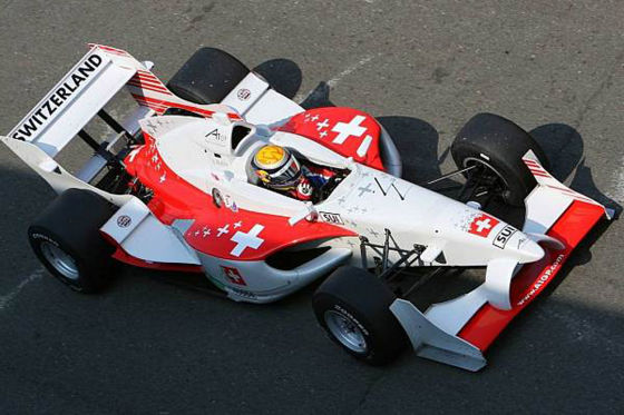 Formel-1-Saison 2009, Sébastien Buemi A1 GP-Team Schweiz