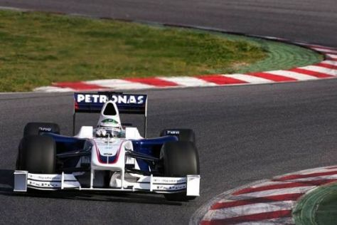 Nach 150 Starts möchte Nick Heidfeld endlich einen Grand Prix gewinnen