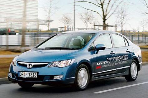 Fahrbericht Honda Civic Hybrid