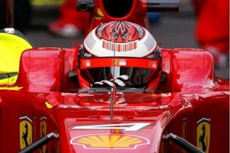 Räikkönen will nach dem enttäuschenden Jahr 2008 wieder voll angreifen