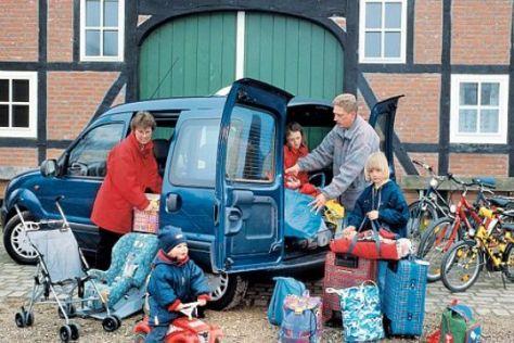 Gebrauchte Familienwagen um 10.000 Euro