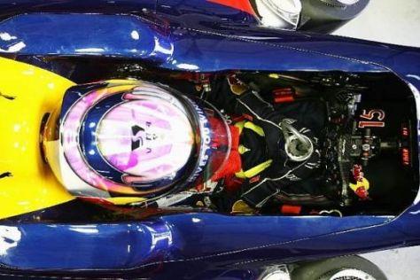 Viel Lob vor dem Saisonstart: Neuzugang Sebastian Vettel im Red Bull RB5