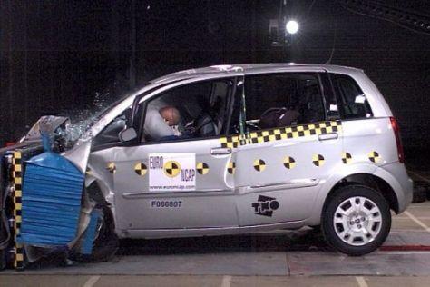 Euro NCAP-Crashtest