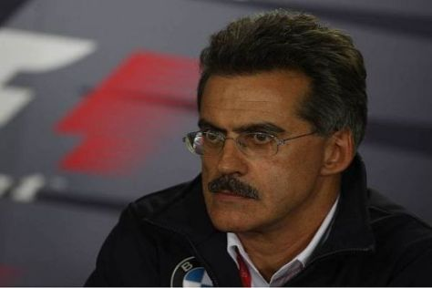 Mario Theissen hofft, dass der Protest gegen die drei Teams durchgeht