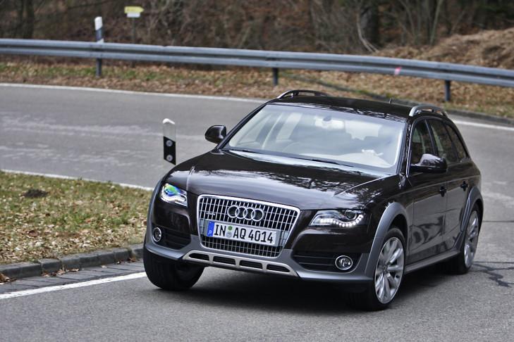 Audi a4 avant 20 tdi quattro 2013 test