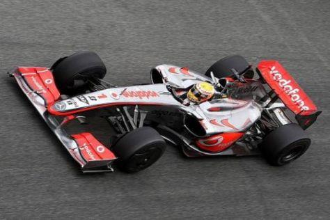 Lewis Hamilton muss für Australien kleinere Brötchen als gewohnt backen