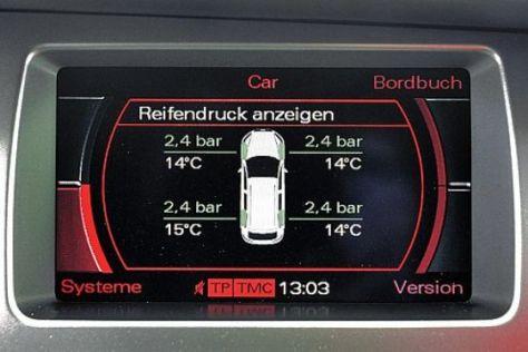 Reifendruck-Kontrollsysteme