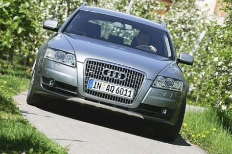 Weiße Weste für alle Audi
