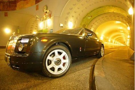 Vorstellung Rolls-Royce 101 EX