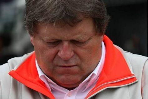 Sportchef Norbert Haug sieht sich in seiner negativen Einschätzung bestätigt