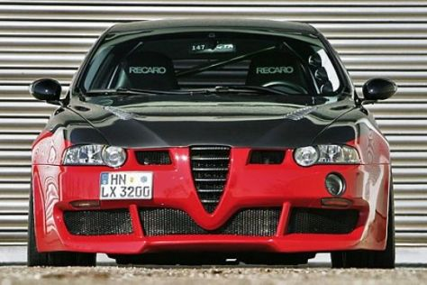 Alfa 147 GTA von Alexander Wöhr