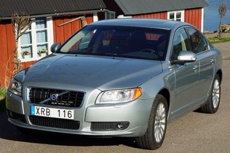 Fahrbericht Volvo S80 (2006)