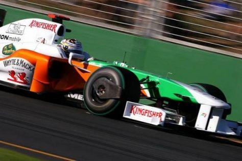 Adrian Sutil hatte sich schon gedacht, dass in Q3 wieder das Aus kommen würde