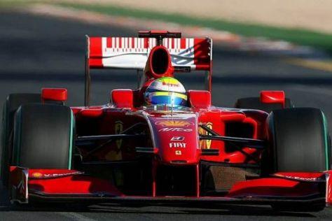 Felipe Massa hatte sich in der Qualifikation mehr ausgerechnet