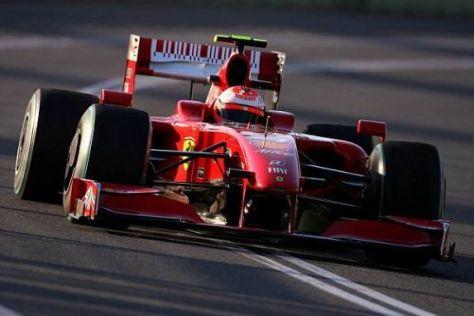 Hat der Ferrari einen illegalen Unterboden?