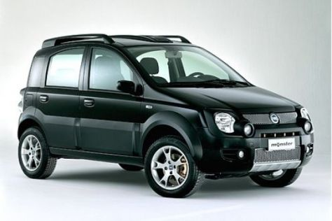 "Fiat Panda Cross ""Monster"""