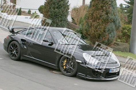 Erlkönige Porsche GT2/ Targa