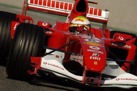 Ferrari greift weiter an