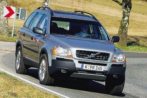 Rückruf Volvo XC90 und S40/V50