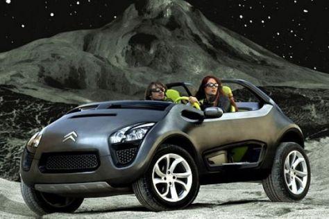 Studie Citroën C-Buggy