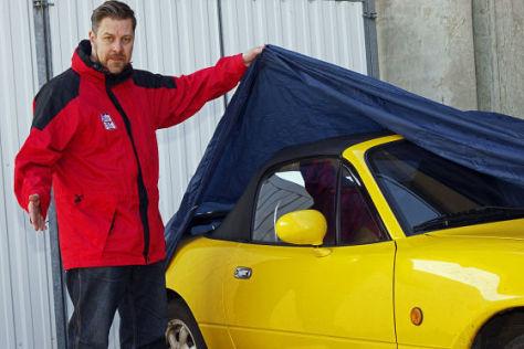 Winterruhe fürs Cabrio