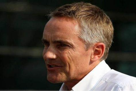 McLaren-Teamchef Martin Whitmarsh ist vom FOTA-Punktesystem überzeugt