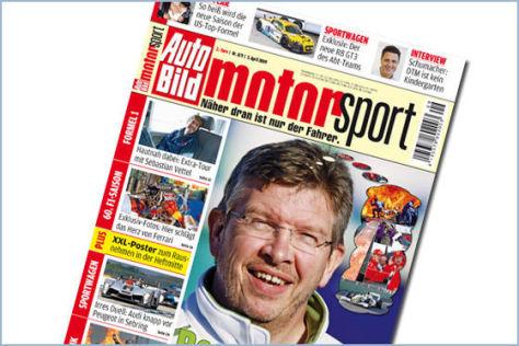 AUTO BILD MOTORSPORT 8/2009