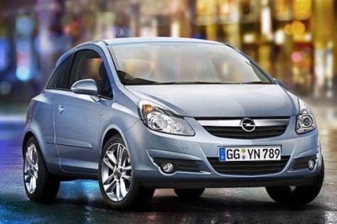 Opel enthüllt neuen Kleinwagen