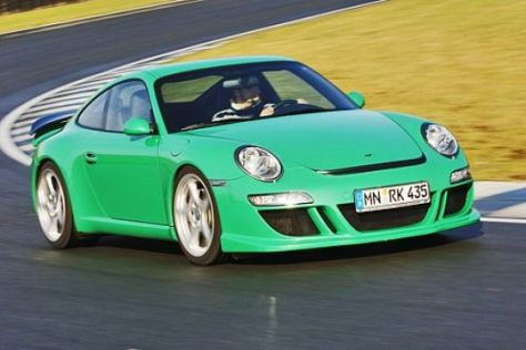 Test Ruf R Kompressor