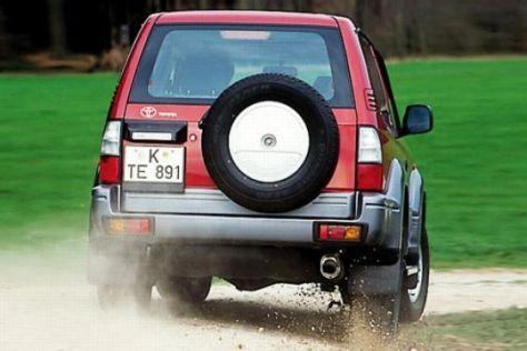 Rückruf Toyota LandCruiser