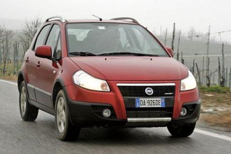 Preise Fiat Sedici