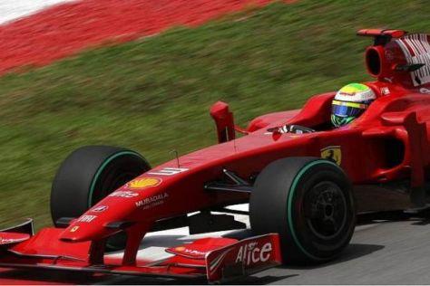 Felipe Massas Qualifying war nach 20 Minuten gelaufen - nur Rang 16