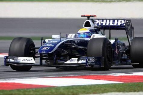 Nico Rosberg hofft im Rennen auf eine Platzierung auf dem Podium